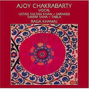 Chakrabarty/Khan - aglæde Chakrabarty Ustad Sultan Khan & Samar Saha [CD] USA import
