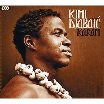 Kimi Djabate - Karam [CD] USA import