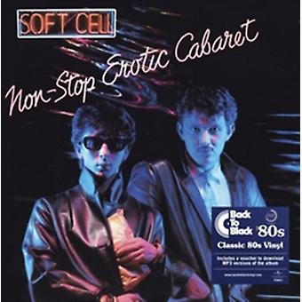 Non-Stop Erotic Cabaret [VINYL] by Soft Cell