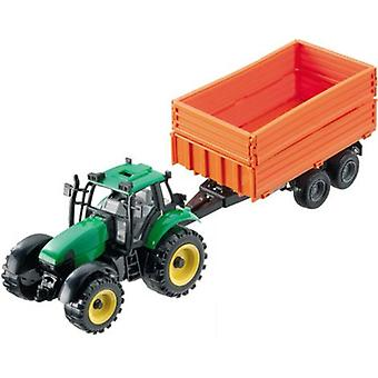 Mondo Tractor With Trailer (8 models Assortments) 1:27 scale