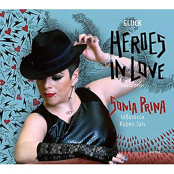 Gluck / Prina / Labarocca / Jais - Gluck: Heroes in Love [CD] USA import