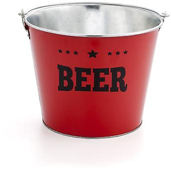 Quid Cubo cerveza rojo beer 6L (Home , Kitchen , Wine and Bar , Coolers)