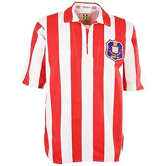 Sunderland 1937 FA Cup finale Retro Football Shirt
