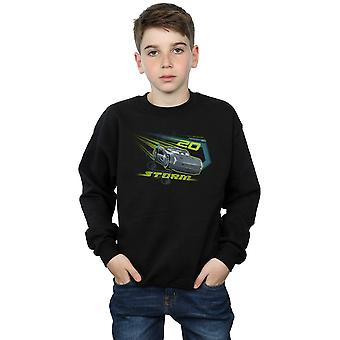 Disney Boys Cars Jackson Storm Sweatshirt