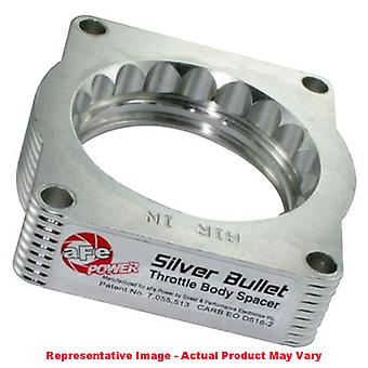 aFe Silver Bullet Throttle Body Spacer 46-34008 Fits:CHEVROLET 2014 - 2014 SILV