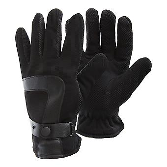 FLOSO Mens Thermal All Action Winter/Ski Gloves With Palm Grip