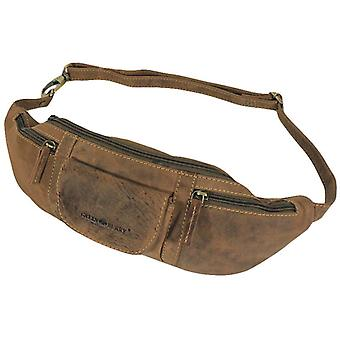 Pelle vintage Greenburry Fanny Pack 1743-25