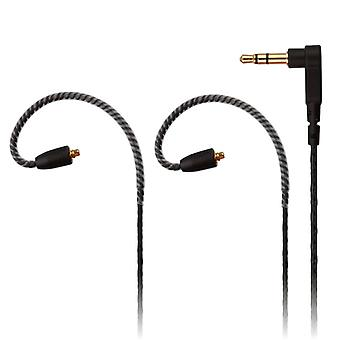 Replacement 5N Cable for Sony XBA-N1AP HD Earphones MMCX Headphones for iPhone/iPod/Android Smartphone Tablet PC Mac Apple - Audio Lead Earphones