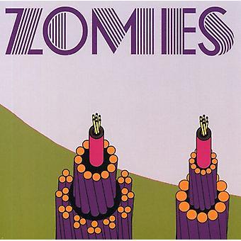 Zomes - Zomes [CD] USA importerer