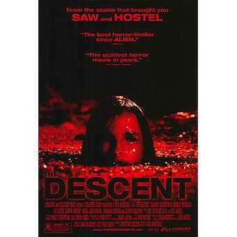 The Descent Movie Poster (11 x 17)