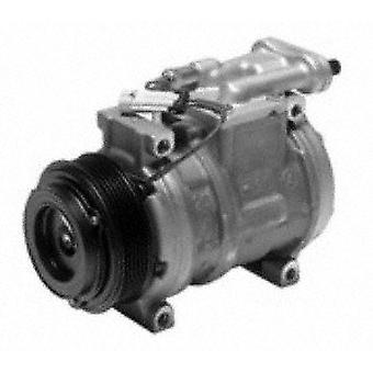 Denso 471-0332 New Compressor with Clutch
