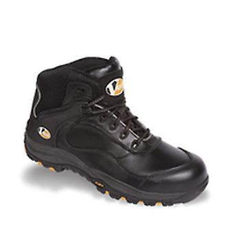V12 VS640 Smash Black Hiker Boot EN20345:2011-S1P Size 12
