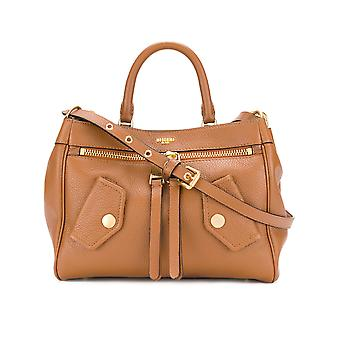 Moschino ladies A742780030099 brown leather handbags