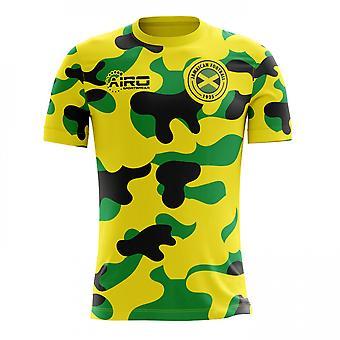 2018-2019 Ямайка Главная концепция футболка (дети)