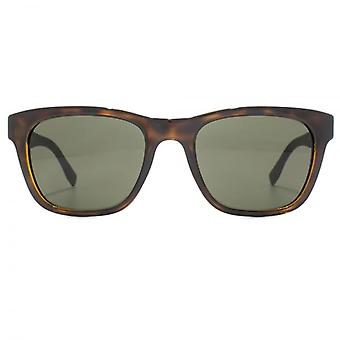 Hugo Boss Classic Square Sunglasses In Havana Black