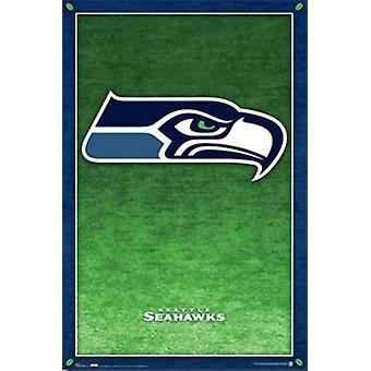 Seahawks - Logo 07 Poster Print
