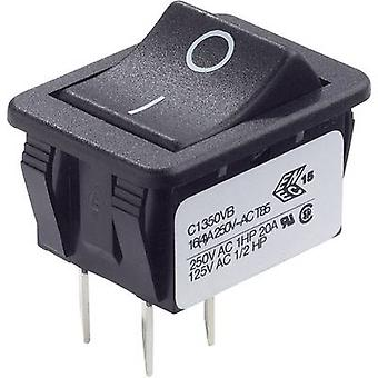 Toggle switch 250 Vac 16 A 2 x Off/On Arcolectric