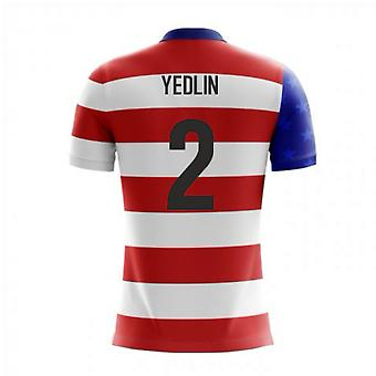 2018-19 USA Airo Concept Home Shirt (Yedlin 2) - Kids