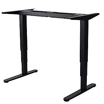 Flexispot E5B Height Adjustable Electric Standing Desk Frame Three-Stage With Memory Smart Keyboard