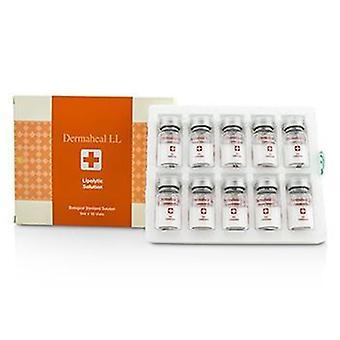 Dermaheal LL - Lipolytic løsning (biologiske steriliseret løsning) - 10x5ml / 0,17 oz