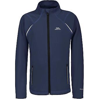Trespass Boys Harbird Polyester Full Zip Quickdry Fleece Jacket Coat