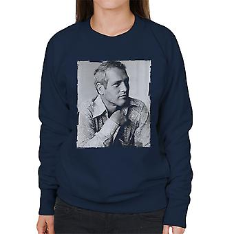 Paul Newman 1971 Women's Sweatshirt