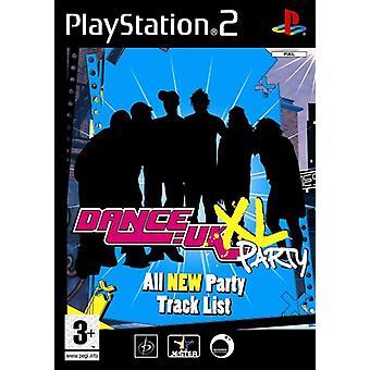 Dance UK XL Party spil (PS2)