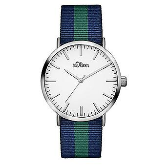 s.Oliver Unisex Watch wrist watch SO-3105-LQ