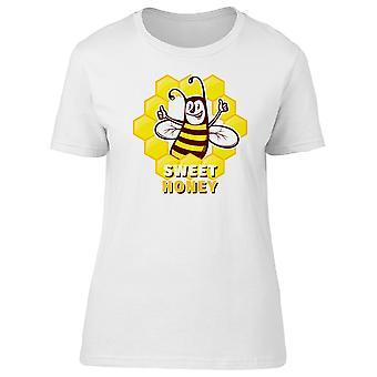 Sweet Honey Bee Tee Women's -Image by Shutterstock