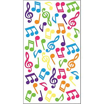 Sticko Stickers-Music Notes