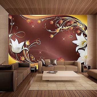Papel de parede - composição de outono