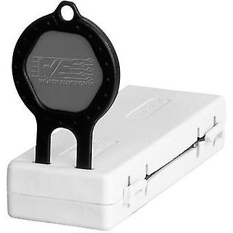 Würth Elektronik STAR-FLAT 74272475 Ferrite bead cube key protected 114 Ω (L x W x H) 84.5 x 19.6 x 16 mm 1 pc(s)
