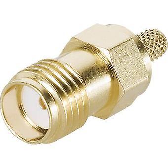 SMA connector Socket, straight 50 Ω Telegärtner J01151A0611