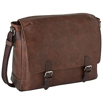 Camel active Canada laptop bag of Messenger shoulder bag shoulder bag 254-802