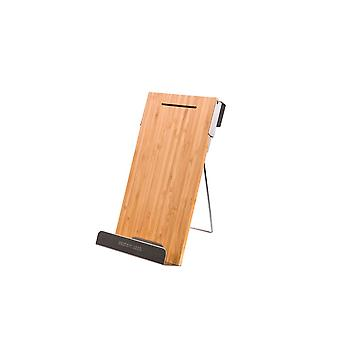 Cookbook stand book stand bookend cooking accountants bamboo