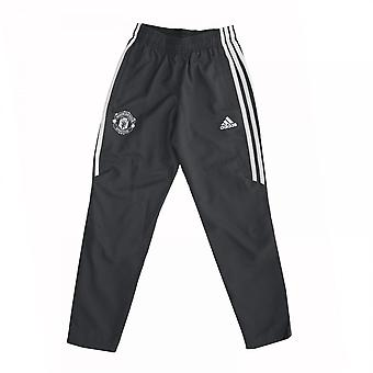 Adidas Performance juniorer Manchester United bukser (grå)