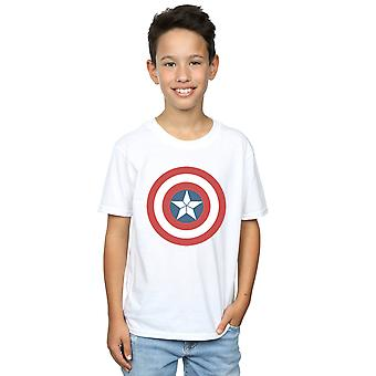 Marvel Boys Captain America Civil War Shield T-Shirt