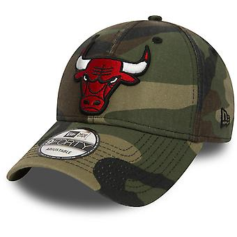 9FORTY New Era Chicago Bulls casquette réglable
