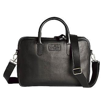 Simon Carter Hove Laptop Bag - Black