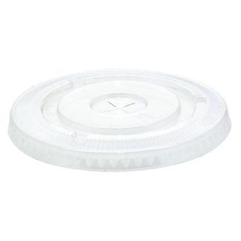 Van der Windt Kunststoff Deckel mit Loch 12oz