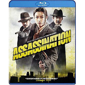 Assassination [Blu-ray] USA import