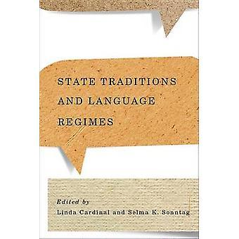 Estado de tradições e Regimes de linguagem pelo Cardeal Linda - Selma K. então