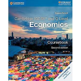 كامبريدج IGCSE (R) ومستوى س Coursebook الاقتصاد بمنح سوزان-