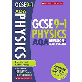 Physics Revision and Exam Practice Book for AQA by Alessio Bernardell