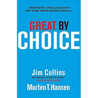 Stor af valg - usikkerhed - kaos og held - hvorfor nogle trives Despi