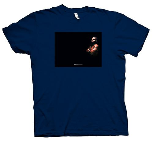 Mens T-shirt - Mike Tyson Boxning