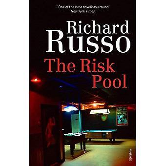 De risico-zwembad