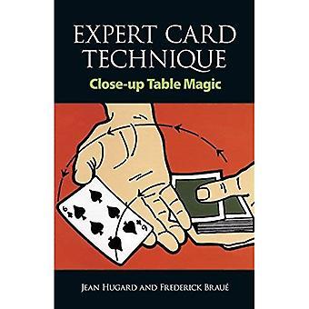 Ekspert kort teknik: Næroptagelse tabel Magic (kort, mønter og andre Magic)