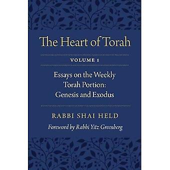 Hjärtat av Torah, volym 1