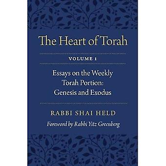 The Heart of Torah, Volume 1
